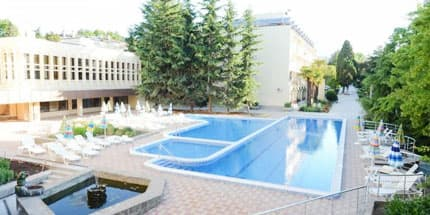 Курортный комплекс Golden Resort